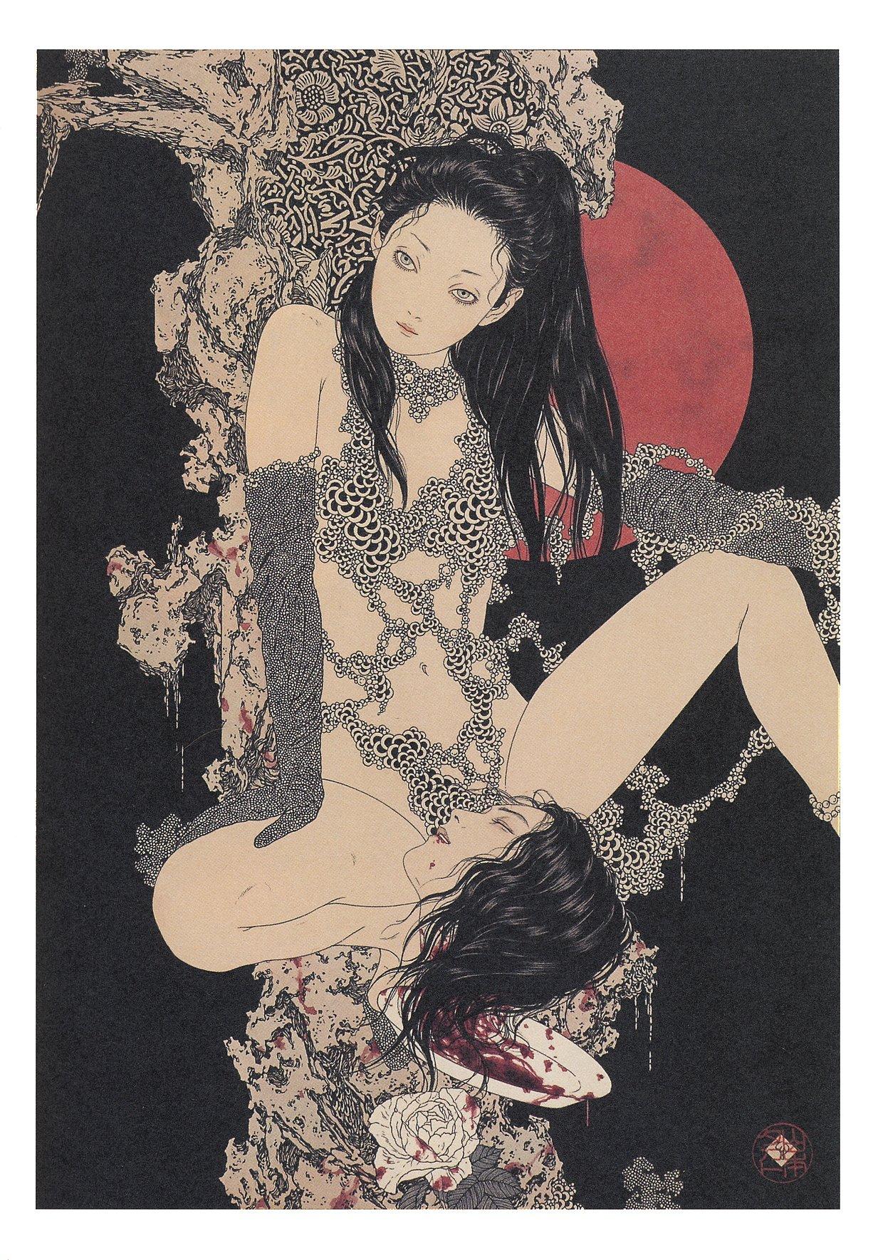 Смотреть мистический японский секс 27 фотография