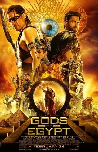 Gods of Egypt 2016 720p BluRay x264-DRONES
