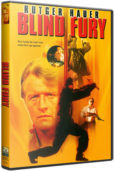 Слепая ярость / Blind Fury (1989) HDRip от ExKinoRay | D