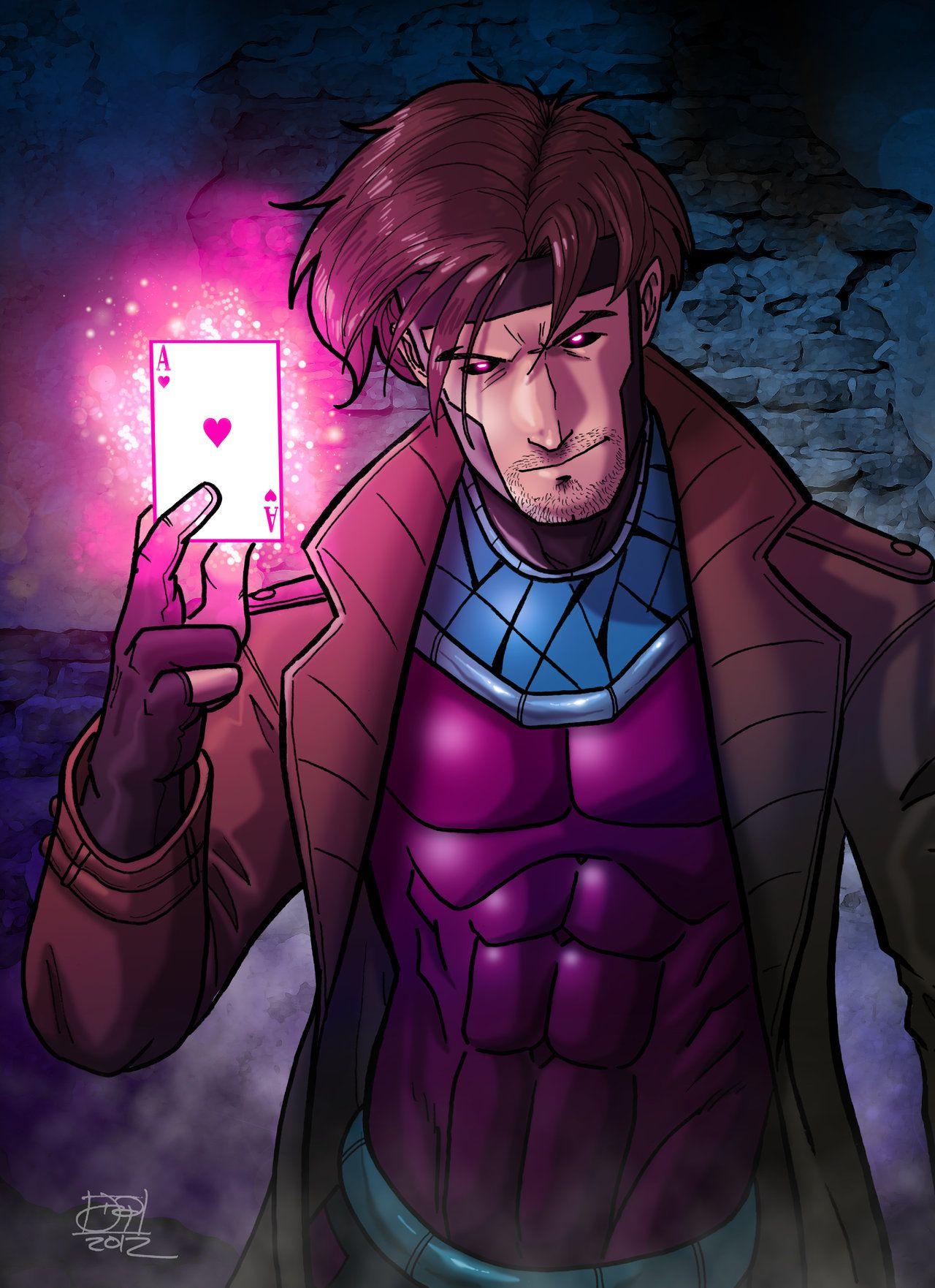 Hentai vampira e gambit nackt video