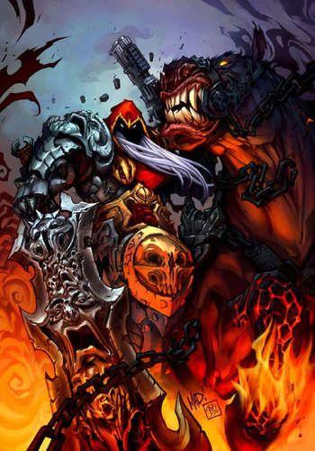 Антология Darksiders Скачать Торрент - фото 9