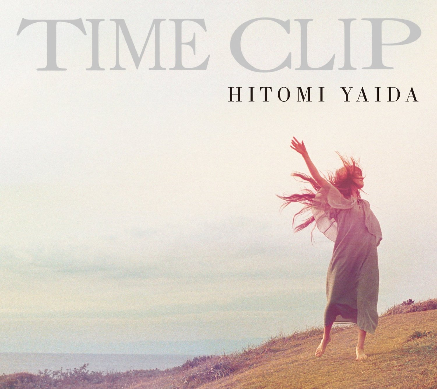 20160329.22.09 Hitomi Yaida - Time clip (Limited edition) cover 1.jpg