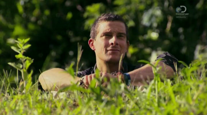 Discovery. Курс выживания с Беаром Гриллсом [01 сезон: 01-06 серии из 06] | HDTVRip | P2