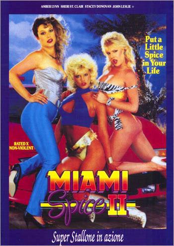 Пикантный Майами 2 / Miami Spice 2 (1986) DVDRip |