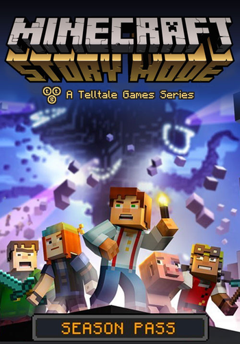 Minecraft: Story Mode - A Telltale Games Series. Боже как давно это было. Episode 1-5