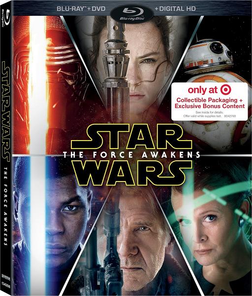 Звёздные войны: Пробуждение силы / Star Wars: The Force Awakens (2015 г.) (BDRip 720p) 60 fps