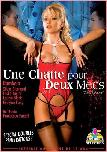 Одна кошечка на двоих мужчин / Une chatte pour deux mecs (2007) DVDRip |