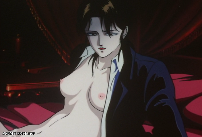 Youjuu Toshi / Wicked City / Город чудищ (Movie) [Uncen] [DVDRip] [RUS,ENG] Ecchi