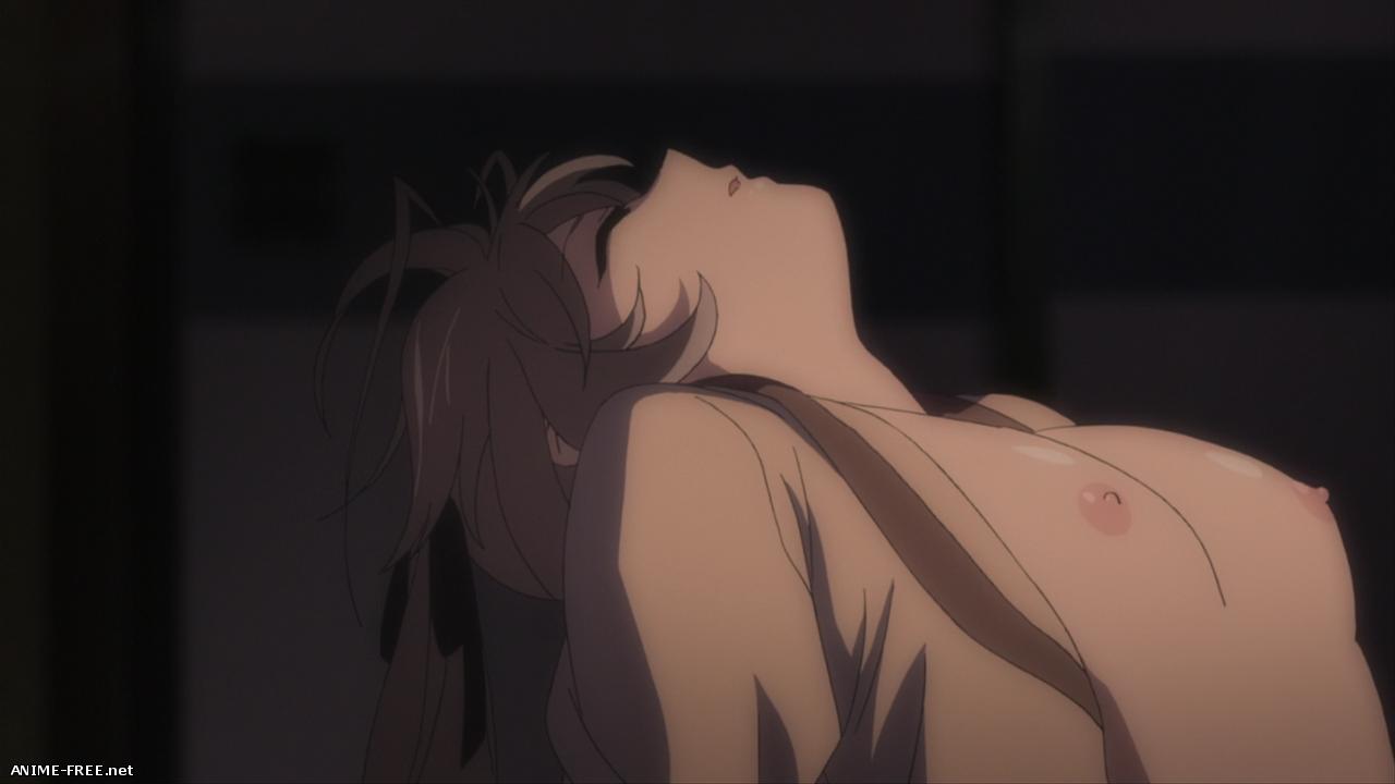 Yosuga no Sora: In Solitude, Where We Are Least Alone. / Одиночество на двоих (TV) [Ep.1-12] [Uncen] [BDRip | 720p] [RUS,ENG] Ecchi