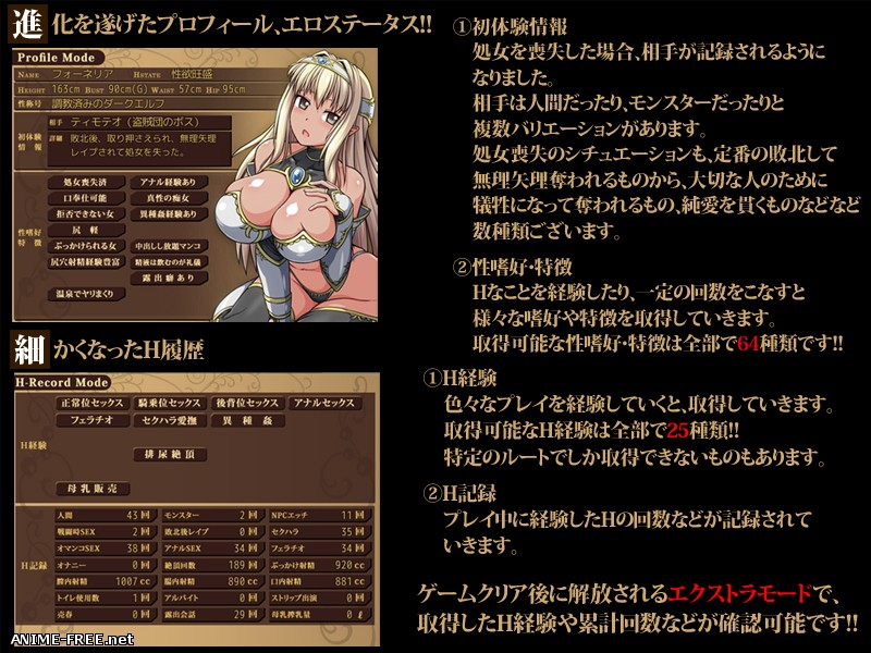 Dark Elf Historia [2016] [Uncen] [jRPG] [JAP,ENG,CHI] H-Game