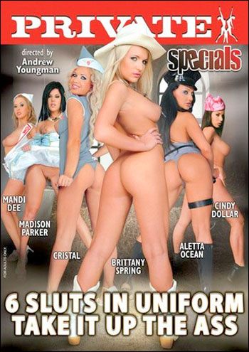Private Specials 29: 6 Sluts In Uniform Take It Up The Ass (2009) DVDRip |