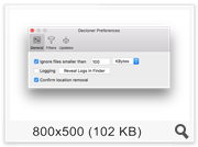 Decloner — a fast and reliable duplicate file finder 1.6.3 (2017) {Eng}