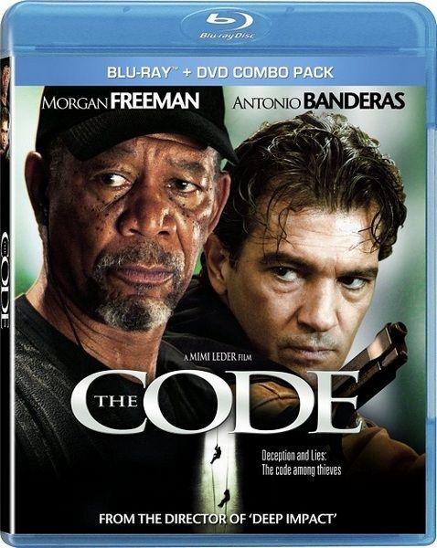 Кодекс вора / Код / Thick as Thieves / The Code (Мими Ледер / Mimi Leder) [2009, США, Германия, боевик, триллер, криминал, BDRip 1080p] Dub (Рен ТВ) + MVO (ВГТРК) + DVO (CP-Digital)+ 2x Ukr + Original Eng + Sub (Rus, Eng)