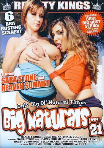Reality Kings - Большие естественные 21 / Big Naturals 21 (2011) DVDRip |