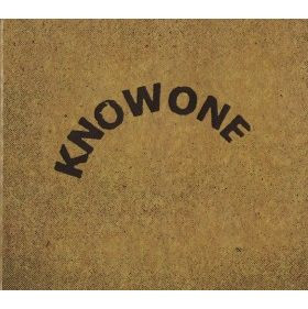 (Techno, Ambient, Downtempo, Dub Techno) [CDR] Unknown Artist - Knowone CD 001 - 2015, FLAC (tracks+.cue), lossless