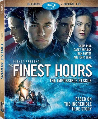 И грянул шторм / The Finest Hours (2016) BDRip 720p | Line