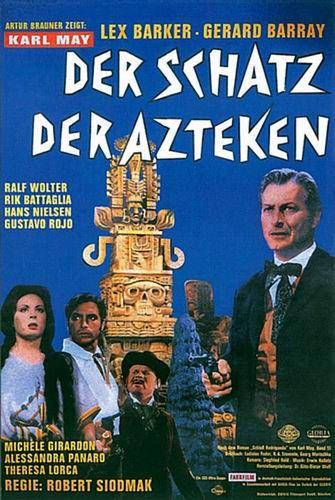 Сокровище ацтеков/Der Schatz der Azteken