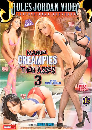 Manuel Creampies Their Asses 3 (2015) WEB-DL 720p