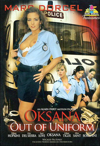 Marc Dorcel — Oksana — Flic En Uniforme / Oksana Out Of Uniform (2006)