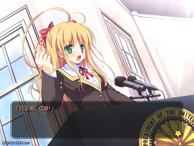 Osananajimi wa Daitouryou ~My girlfriend is the President / My girlfriend is the PRESIDENT / Моя девушка - президент [2009] [Uncen] [VN] [ENG,JAP] H-Game
