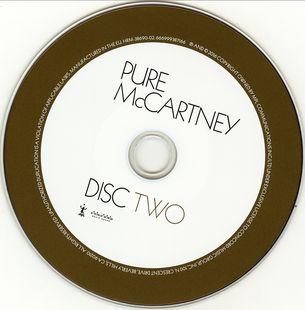 Paul McCartney - Pure McCartney [2CD] (2016)