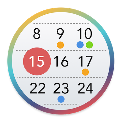 Calendarique 1.3.1 (2016) Multi/Rus