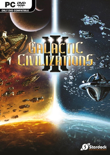 Galactic Civilizations III [v 1.81 + 9 DLC] (2015) PC | Лицензия