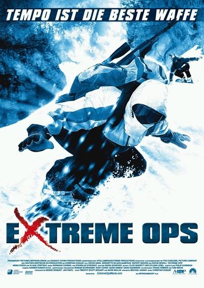 Экстремалы / Extreme Ops (2002) DVDRip [H.264]