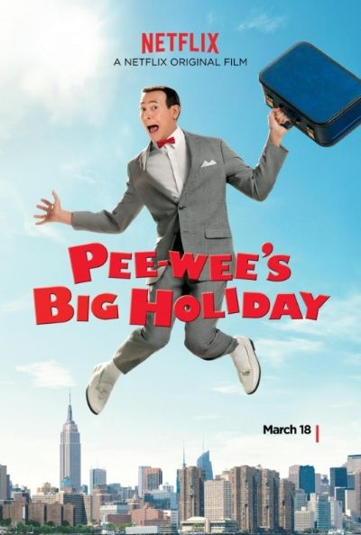 Дом игрушек Пи-ви / Pee-wees Big Holiday (2016) WEB-DLRip [VO]