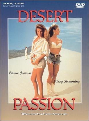 Пустынная страсть / Пустыня страсти / Desert Passion (Карло Густафф / Carlo Gustaff) [1993, США, Криминальнаядрама, эротика, DVDRip] AVO (Михаил Иванов)