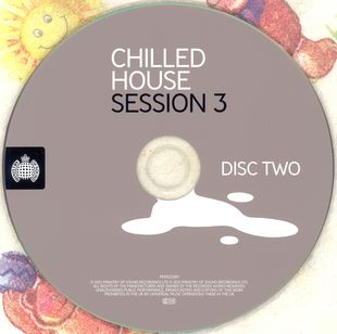 Ministry Of Sound pres. Chilled House Session 3 [2CD] (2012)