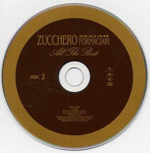 Zucchero - All The Best [2CD] (2007)
