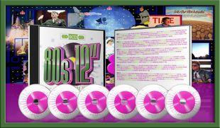 80s 12'' Original Hits [6CD] (2009)