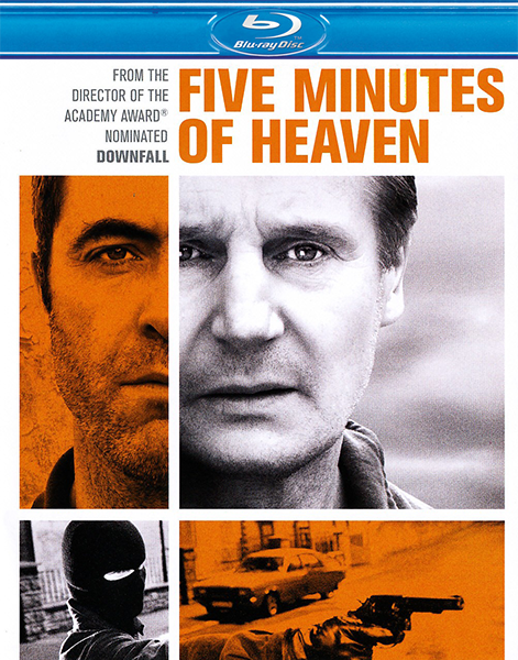 Пять минут рая / Five Minutes of Heaven (2009) BDRip 1080p | A