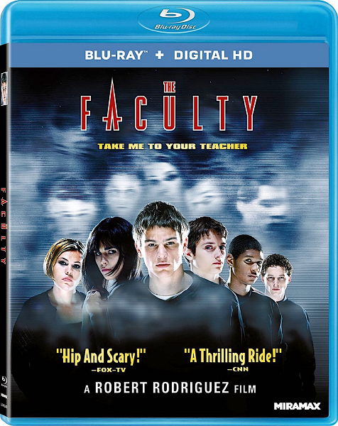 Факультет / The Faculty (1998) BDRip 720p | P, P2, A