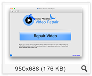 Stellar Phoenix Video Repair 2.0.0.0 (2016) Eng