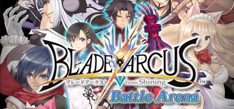 BLADE ARCUS from Shining Battle Arena-CODEX