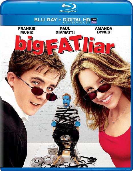 Большой толстый лгун / Big Fat Liar (2002) BDRip 720p | P, P2