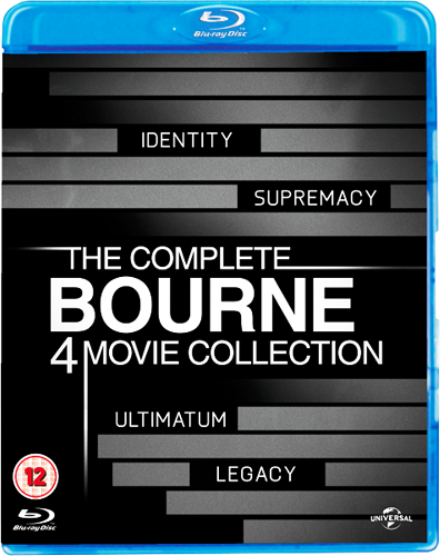 The Bourne 720p BluRay H264 AAC Movie Pack-RARBG