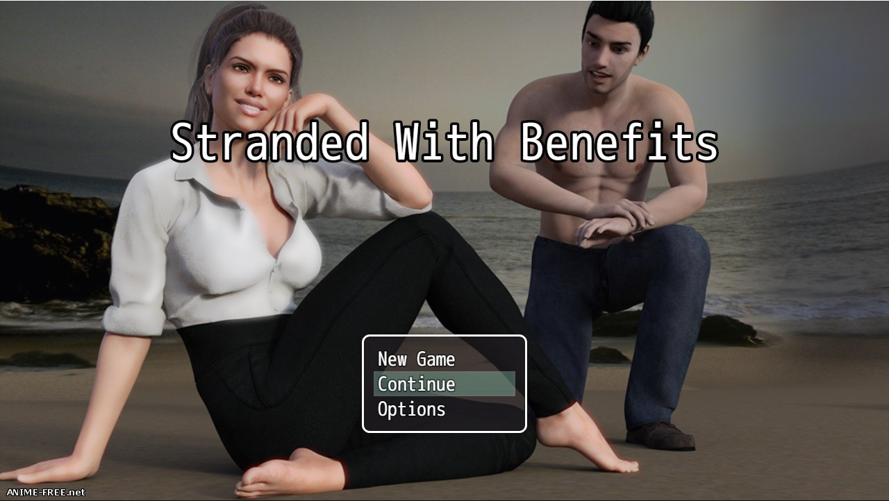 Stranded With Benefits [2016-2017] [Uncen] [RPG, 3DCG] [ENG] H-Game