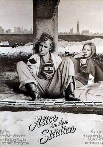 Алиса в городах / Alice in den Stadten (Вим Вендерс / Wim Wenders) [1974, Германия (ФРГ), драма, BDRip] MVO (Кармен Видео)