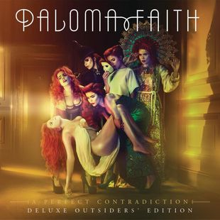 Paloma Faith - A Perfect Contradiction - Outsiders Edition - Deluxe [2CD] (2014)