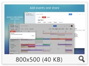 CalendarPro for Google 2.2.6 (2016) Eng