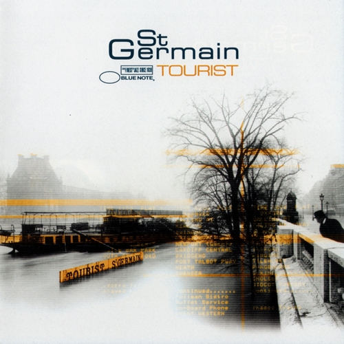 St. Germain - Tourist (Limited Edition) (2000) Blue Note [FLAC|Lossless|tracks + .cue] <Downtempo, Deep House, Future Jazz>