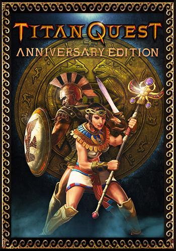 Изображение для Titan Quest: Anniversary Edition [v 1.57 + DLC] (2016) PC | RePack от R.G. Механики (кликните для просмотра полного изображения)