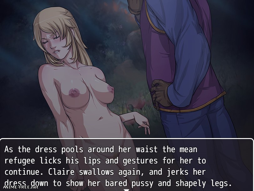 Claire's Quest [2016] [Uncen] [RPG] [ENG] H-Game