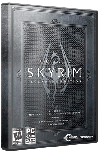 The Elder Scrolls V: Skyrim Legendary Edition / Древние Свитки V: Скайрим Легендарное издание (2013) (1.9.32.0.8)