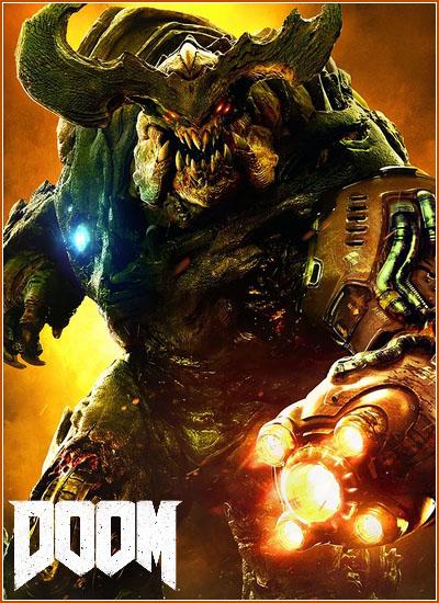 Скачать Doom 4 Кряк от CPY бесплатно