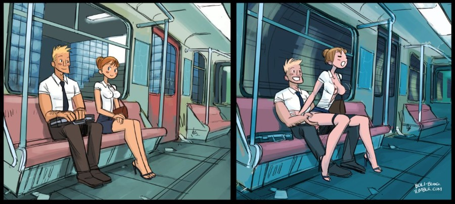 Позднее метро