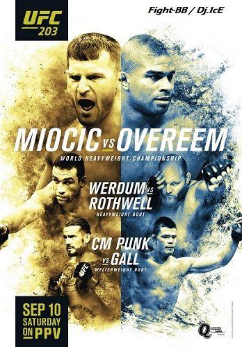 UFC 203 Prelims 720p WEB-DL H264 Fight-BB